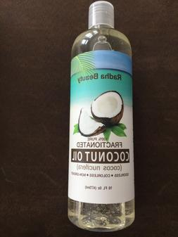 100 percent pure fractionated coconut oil 2