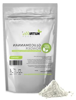 100% Pure Glucomannan Konjac Root Powder USP Weight Loss Fib