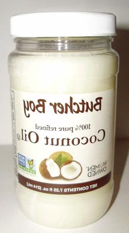 100 percent refined coconut oil 7 25