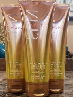 3 BATH & BODY WORKS IN THE SUN ULTRA SHEA Body CREAM  LOTION