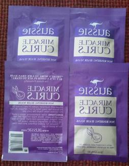 4 Aussie Miracle Curls Nourishing Hair Mask With Coconut Joj