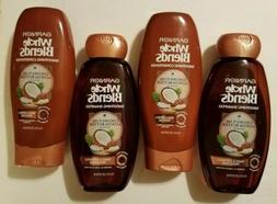 4 smoothing shampoo conditioner coconut oil