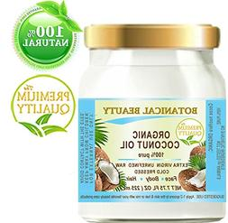 COCONUT OIL ORGANIC WILD GROWTH. 100% Pure EXTRA VIRGIN/ UNR