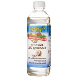 Carrington Farms - Coconut Cooking Oil Unflavored - 16 oz.