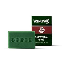 Chandrika Bath and Body Ayurvedic Bar Soap ,10 Count, Pack o