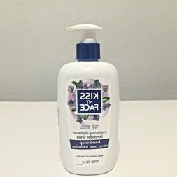 Kiss My Face Moisture Liquid Hand Soap, Lavender and Shea, 9