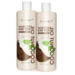 NatureWell Coconut Oil Body Wash