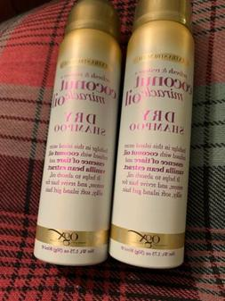 OGX Coconut Miracle Oil Dry Shampoo, 1.75 Ounce