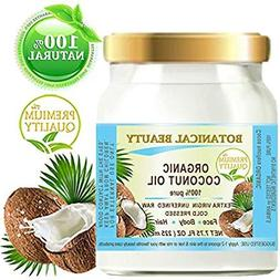 ORGANIC COCONUT OIL WILD GROWTH. 100% Pure EXTRA VIRGIN/ UNR