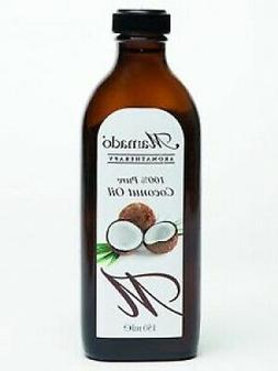 Mamado Aromatherapy Natural Coconut Oil For Skin And All Typ