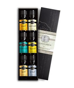 Beach Set of 6 Premium Grade Fragrance Oils - Ocean Breeze,