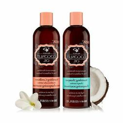 HASK MONOI COCONUT OIL Shampoo and Conditioner Set Nourishin