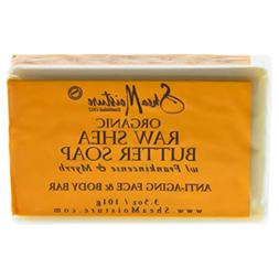 Shea Butter Soap Bar Moisture Raw Facial Organic ANTI AGING