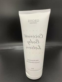 Grove Collaborative Coconut Body Lotion w/ Rosehip Oil 6oz S