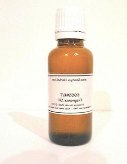 Coconut Fragrance Oil Uncut for Soap Making, Candles, Crafts