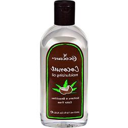 Cococare Coconut Moisturizing Oil - Softens and Beautifies -