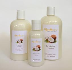 COCONUT OIL 92 DEGREE REFINED BLEACHED 100% PURE ORGANIC COL