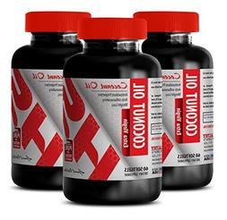 Coconut oil supplements 4000mg - PURIFIED COCONUT OIL EXTRA
