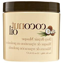 Hair Chemist Coconut Oil Deep Repair Masque, 8 oz.
