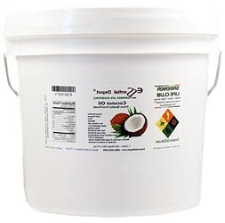 ESSENTIAL DEPOT Coconut Oil - Finest Quality Food Grade - 8