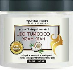 Coconut Oil Hair Mask Deep Conditioner Hair Moisturizer Soft