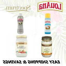 Coconut Oil Liquid Or Spray Many Brands Styles Pick 1 item +