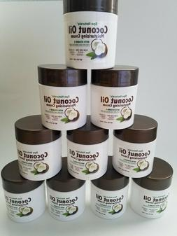 Coconut Oil Moisturizing Cream 6oz Skin Moisturizer Face Spa