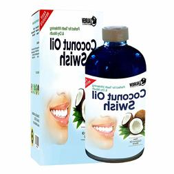 Coconut Oil Pulling Mouthwash: Great Dry Mouth remedy, & Ora