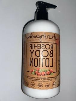 coconut oil rosehip body lotion 16 9