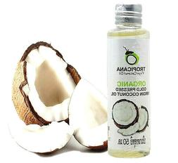 Coconut oil thai organic virgin cold pressed for healthy hai