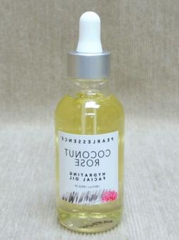 coconut rose hydrating facial oil anti aging