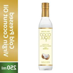 Coco Soul Cold Pressed 100% Natural Unrefined Virgin Coconut