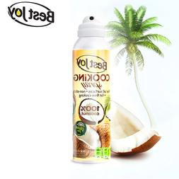 COOKING SPRAY 100% COCONUT NON-STICK FATTY ACIDS FRYING BAKI