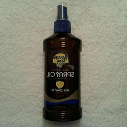 Banana Boat Deep Tanning Spray Oil SPF 4 with Coconut Oil 8f