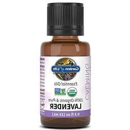 Garden of Life Essential Oil, Lavender 0.5 fl oz , 100% USDA