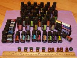 doTERRA Essential Oil SAMPLES 1ml dram vial BUY 3 GET 1 FREE