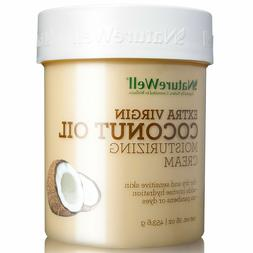 Nature Well Extra-Virgin Coconut Oil Moisturizing Cream