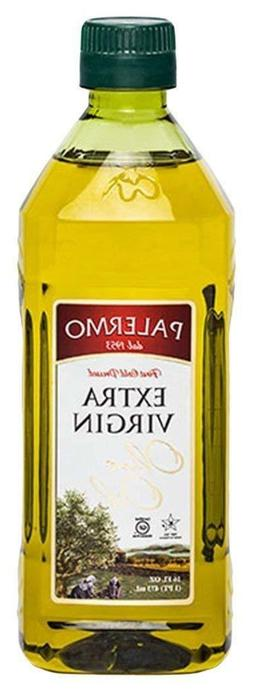 Palermo First Cold Pressed Extra Virgin Olive Oil 16 oz.