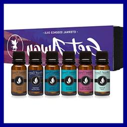 Get Away Gift Set of 6 Premium Grade Fragrance Oils - Island