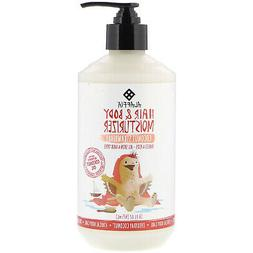 Everyday Coconut Hair  Body Lotion Gentle for Babies on Up C