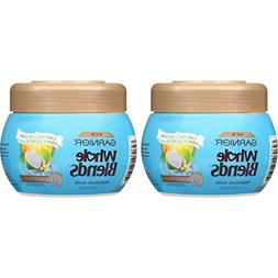 Garnier Hair Care Whole Blends Hydrating Hair Mask with Coco