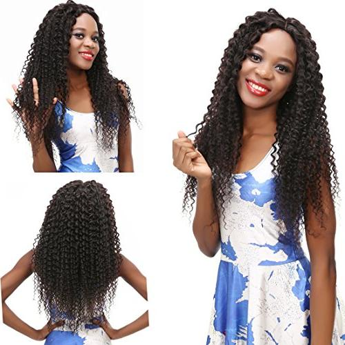 ALI 3 Brazilian Weave 100% Unprocessed Hair Extensions Mixed Length