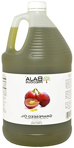 Baja Precious Grapeseed Oil 1 Gallon 100% Pure Cooking All N