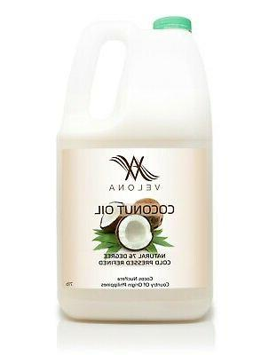 Coconut 2 REFINED CARRIER Cold Pressed PURE