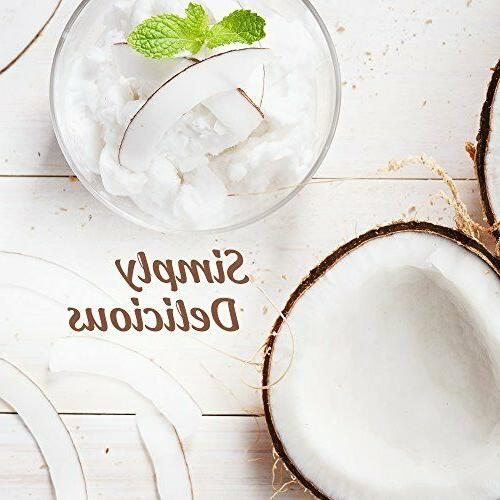 Coconut Extra Organic 100% Cold Pressed Hair Cook