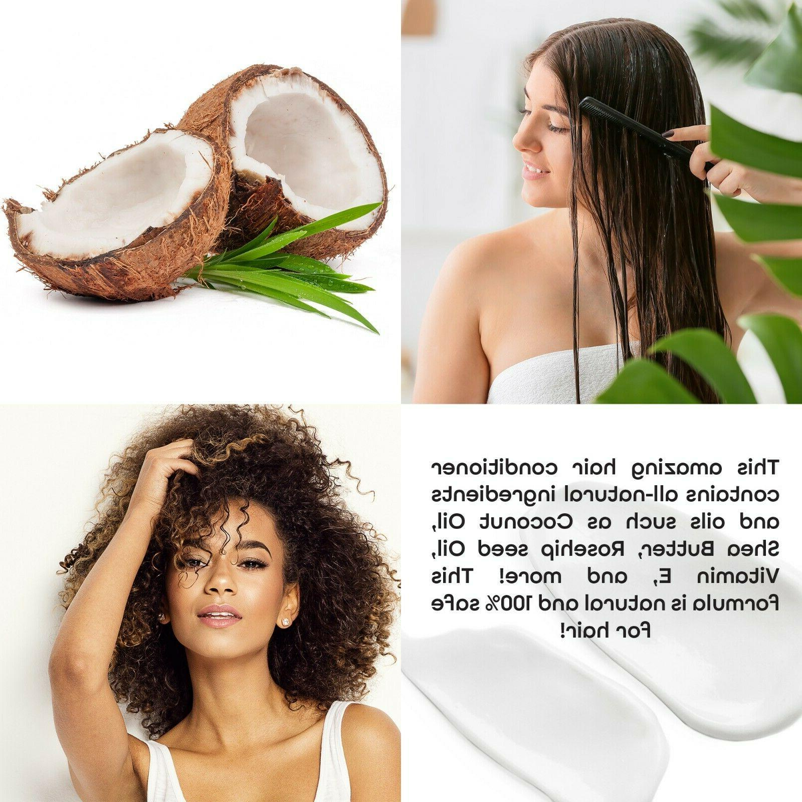 Coconut Deep Treatment Therapy