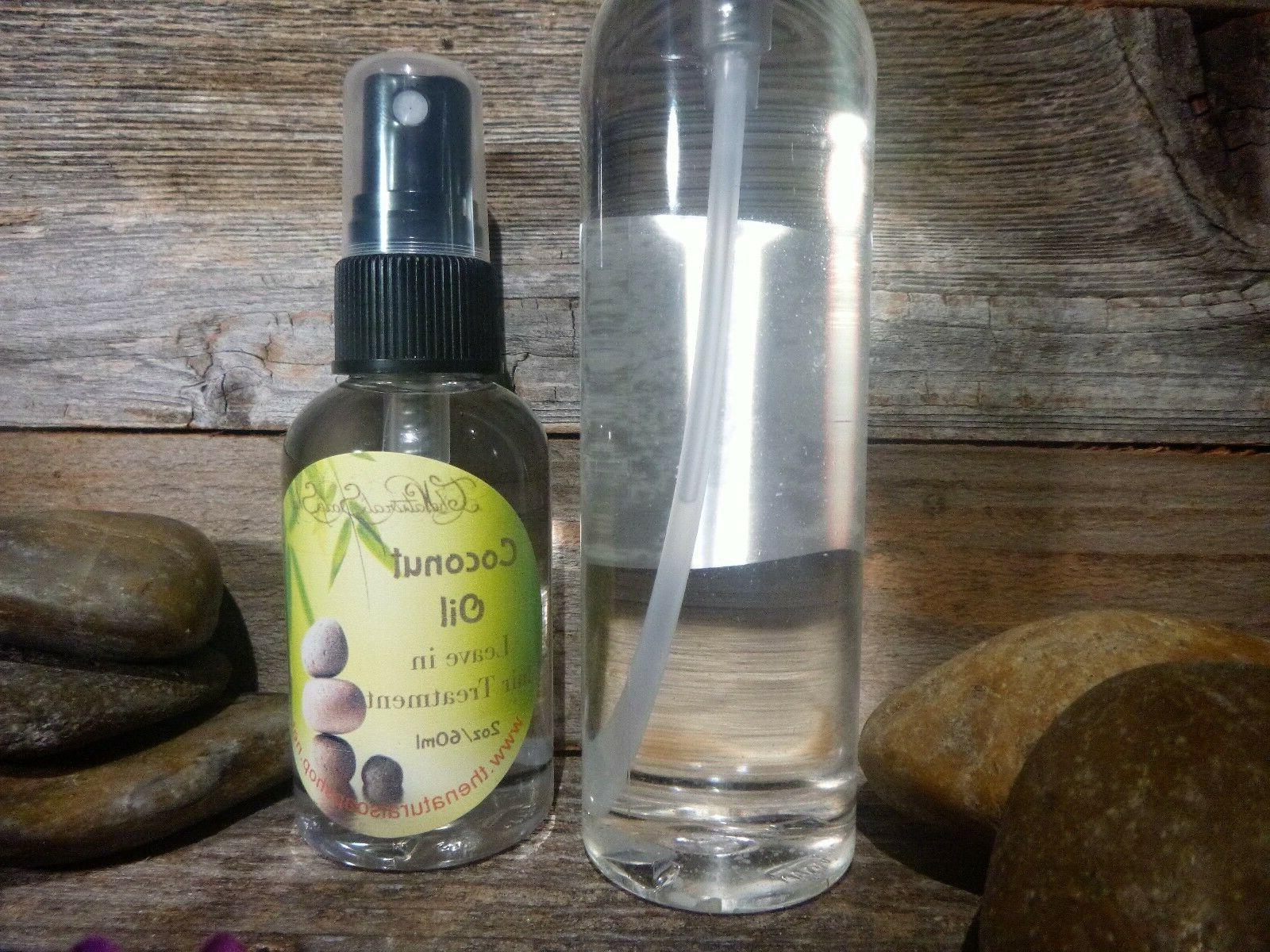 Coconut Oil Treatment Spray In Get Shiny, Minutes