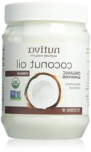 coconut oil organic virgin 29 oz 823