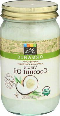 Coconut Oil Unrefined Organic Extra Virgin Cold Pressed 100%