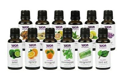 essential oils and blend oils aromatherapy 1